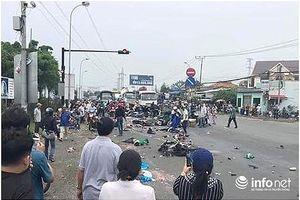 Tai nạn thảm khốc ở Long An: Thu bằng lái vĩnh viễn nếu phát hiện cồn trong máu?