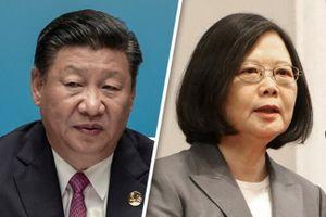Đài Loan bác bỏ lời kêu gọi thống nhất của Trung Quốc