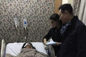 9 người bị thương trong vụ đánh bom khủng bố tại Ai Cập đã về nước an toàn