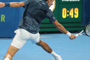 Ngược dòng ngoạn mục, Djokovic tiến vào tứ kết Qatar Open