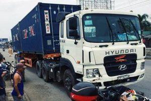 Xe container có thể bị mất phanh hay không?