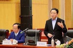 Tổng cục Môi trường cần bám sát Nghị quyết 01 của Chính phủ để 'hành động và bứt phá'