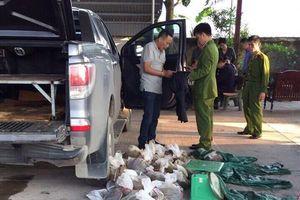 Ngăn chặn tình trạng nhập lậu, buôn bán động vật
