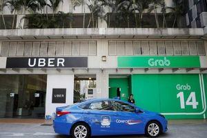 Lập hội đồng xử lý vụ Grab vi phạm cạnh tranh khi mua lại Uber