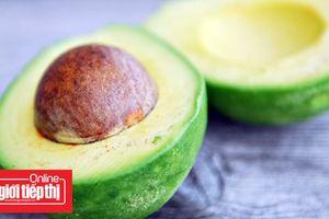 Nên rửa trái cây trước khi ăn, nhất là quả bơ