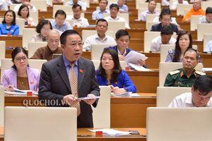 Đbqh Lưu Bình nhưỡng: trách nhiệm của Bộ Nội vụ trong việc luân chuyển cán bộ vi phạm kỷ luật