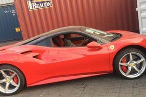 'Khui công' siêu xe Ferrari 488 GTB đầu tiên cập bến Việt Nam năm 2019