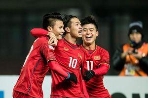 Những cầu thủ Việt Nam từng sút tung lưới Iraq là ai?