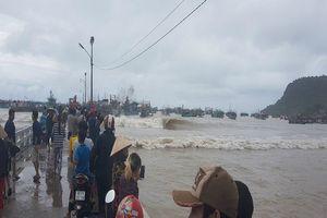 Kiên Giang thiệt hại hơn 2,7 tỉ do ảnh hưởng bão số 1