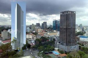 Cắt ngọn dự án 'làm xấu mặt thành phố' ở trung tâm Sài Gòn