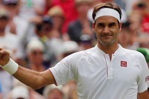 Clip: Federer đấu sức, thắng thuyết phục tài năng trẻ
