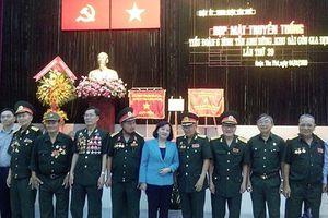 Họp mặt truyền thống Tiểu đoàn 6 Bình Tân anh hùng
