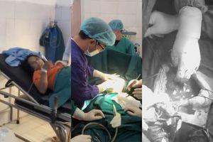 Đau đẻ tới ngất lịm mới được đưa tới viện, thai phụ 30 tuổi mất con trai 3,6kg