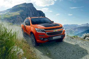 Bảng giá xe Chevrolet mới nhất tháng 1/2019: 'Tân binh' Colorado Storm giá niêm yết 819 triệu đồng
