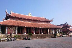 Ngôi chùa cổ nơi biên viễn