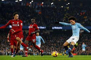 Man City khiến Liverpool lần đầu nếm mùi thất bại