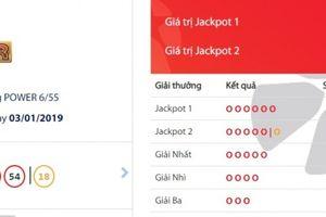 Xổ số Vietlott: Đã có người lĩnh giải Jackpot hơn 66 tỷ ngày hôm qua?