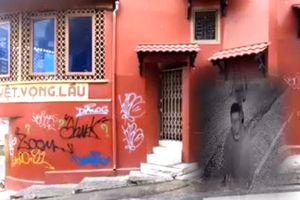 Truy tìm kẻ phun sơn bẩn lên tường địa điểm check-in nổi tiếng Đà Lạt