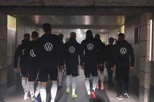 Volkswagen trở thành đối tác chính của Liên đoàn bóng đá Đức