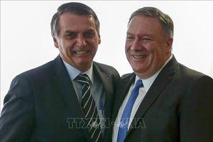 Brazil để ngỏ khả năng cho phép Mỹ thiết lập căn cứ quân sự