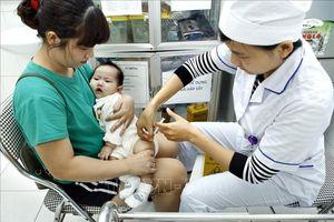 Hà Nội có gần 5.000 trẻ đã tiêm vắc xin ComBE Five