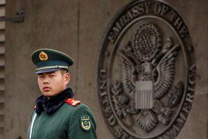 Mỹ nâng mức cảnh báo với công dân đi lại tới Trung Quốc