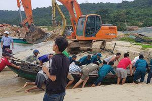 Cho phép tàu thuyền hoạt động trở lại trên vùng biển Kiên Giang