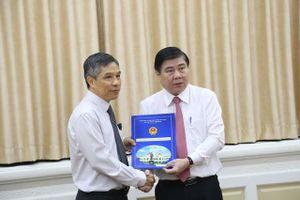 Ông Lê Nguyễn Minh Quang chính thức thôi chức Trưởng Ban Quản lý Đường sắt đô thị TPHCM