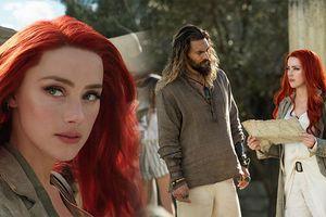'Mera ăn hoa hồng' trở thành cảnh phim được yêu thích nhất của bom tấn 'Aquaman'