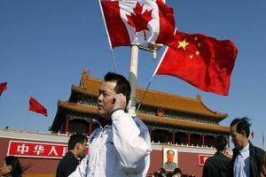 Canada tố Trung Quốc bắt 13 công dân sau vụ 'ái nữ Huawei'