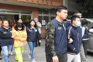 Đài Loan treo thưởng tiền cho thông tin về 152 du khách Việt Nam bỏ trốn