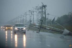 Cơn bão mạnh nhất trong 30 năm đổ bộ Thái Lan: Ít nhất 1 người chết