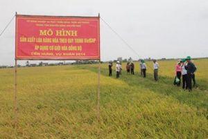 Huyện nghèo thay đổi diện mạo nhờ nông thôn mới