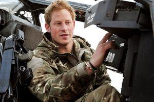 Hoàng tử Harry sẽ 'tham chiến' chống lại 'cuộc xâm lược' của Nga