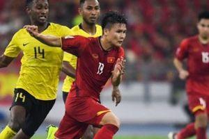 Kết quả 'Cầu thủ xuất sắc nhất châu Á': Bất ngờ với vị trí của Quang Hải