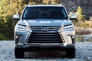 Bảng giá xe Lexus mới nhất tháng 1/2019: Lexus LX570 tăng 'sốc' thêm 370 triệu đồng