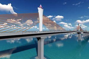 Cienco4 tham gia thi công gói thầu đầu tiên của Cầu Cửa Hội