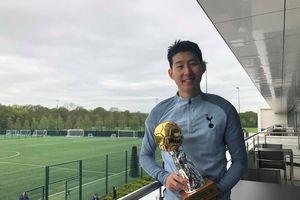 Son Heung Min thắng giải Quả bóng vàng châu Á, Quang Hải lọt top 15