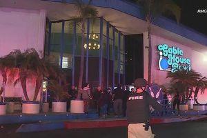 Xả súng tại California, 3 người chết, 4 người bị thương