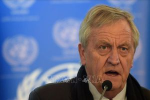 Đặc phái viên Liên hợp quốc bị 'trục xuất' khỏi Somalia