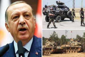 Thổ Nhĩ Kỳ xin Mỹ hỗ trợ quân sự để diệt IS ở Syria