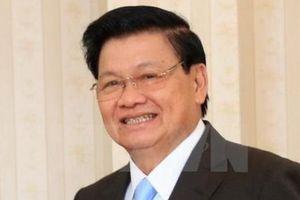 Thủ tướng Lào đến Việt Nam đồng chủ trì Kỳ họp thứ 41 Ủy ban Liên Chính phủ Việt Nam – Lào