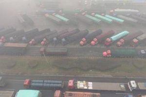 Trung Quốc kiểm soát chặt xe tải động cơ diesel gây ô nhiễm