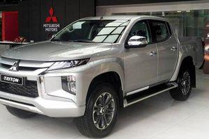Mitsubishi Triton 2019 về đại lý, giá cao nhất 820 triệu đồng