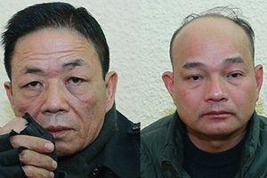 Tạm giam kẻ cầm đầu nhóm bảo kê chợ Long Biên