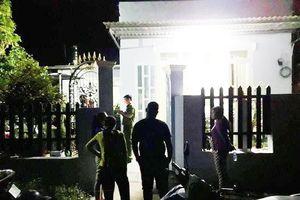Bình Dương: Điều tra nguyên nhân người vợ tự tử trong nhà