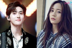 Sau Kai và Jennie, netizen Hàn tiếp tục dậy sóng trước bằng chứng hẹn hò của Suho (EXO) và Krystal