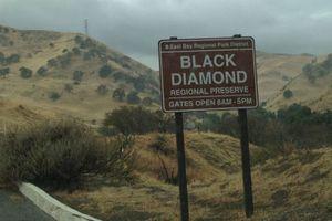 Mỏ 'vàng đen' nổi tiếng nước Mỹ