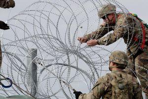 Mỹ có thể tiếp tục triển khai quân ở biên giới Mexico