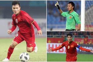 Nguyễn Quang Hải góp mặt vào đội hình trong mơ của ĐT Việt Nam